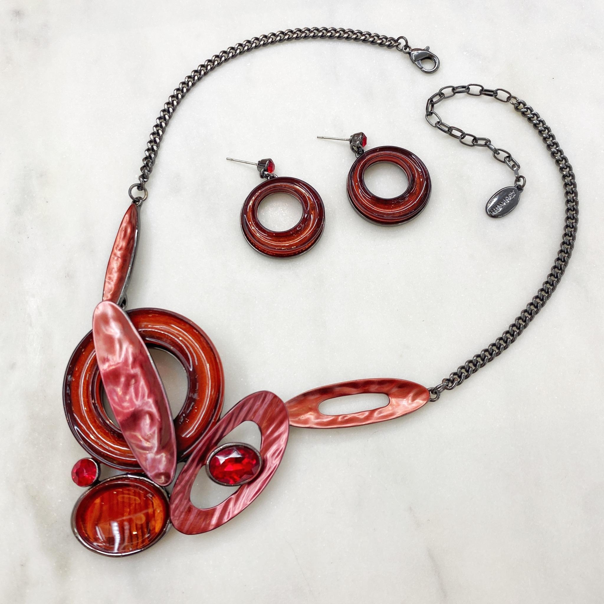 Комплект Арт Плей Мод.7 красный (акрил стекло глазурь)