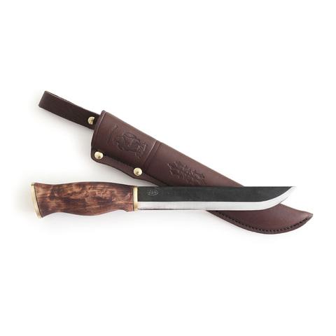 Нож с фиксированным клинком Ahti 9618 Puukko Leuku 18