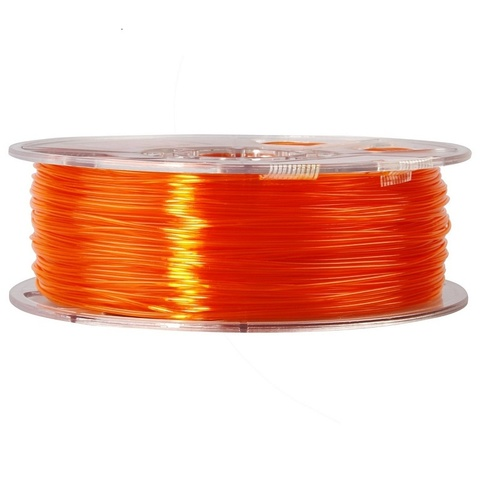 ESUN PETG 1.75 мм 1кг., оранжевый