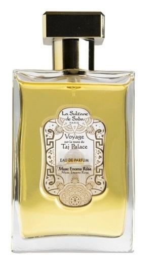 La Sultane de Saba Voyage sur la route du Taj Palace EDP