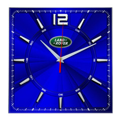 Сувенирные часы Land Rover 03