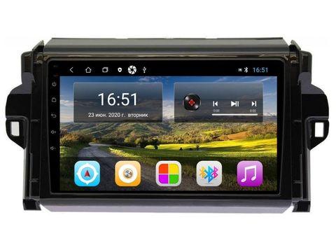 Магнитола Toyota Fortuner (2017+) Android 11 2/16GB IPS модель CB3127T3L