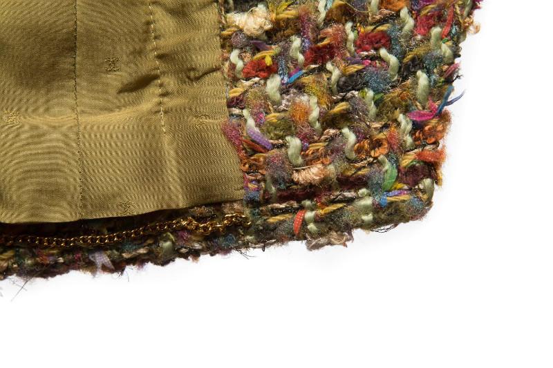 Великолепный жакет из прекрасного твида от Chanel, 44 размер