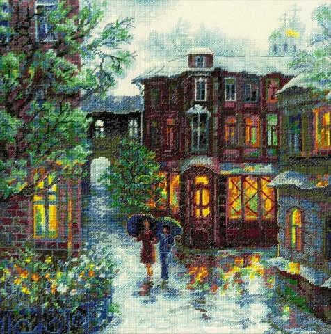 1677 Дождливое лето