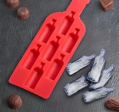 Форма для льда и шоколада «Бутылка», фото 1
