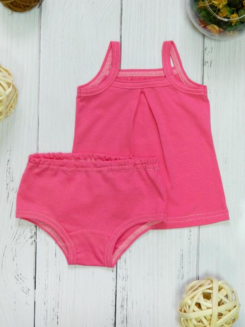 Комплект для девочки, 2661, розовый