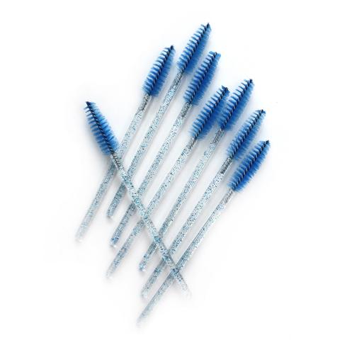 Щеточка нейлоновая с акриловой ручкой (1уп - 10шт)