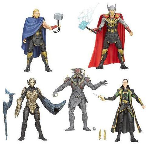 Thor: The Dark World 3.75