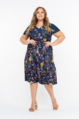 Платье Мейлен цветочное 518122