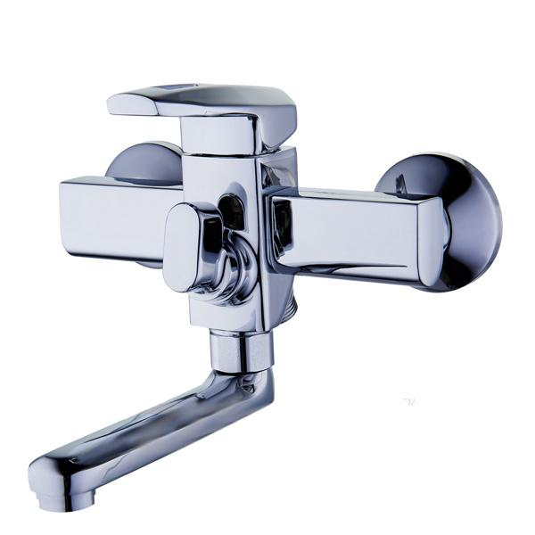 Смесители - незаменимый спутник любой ванны