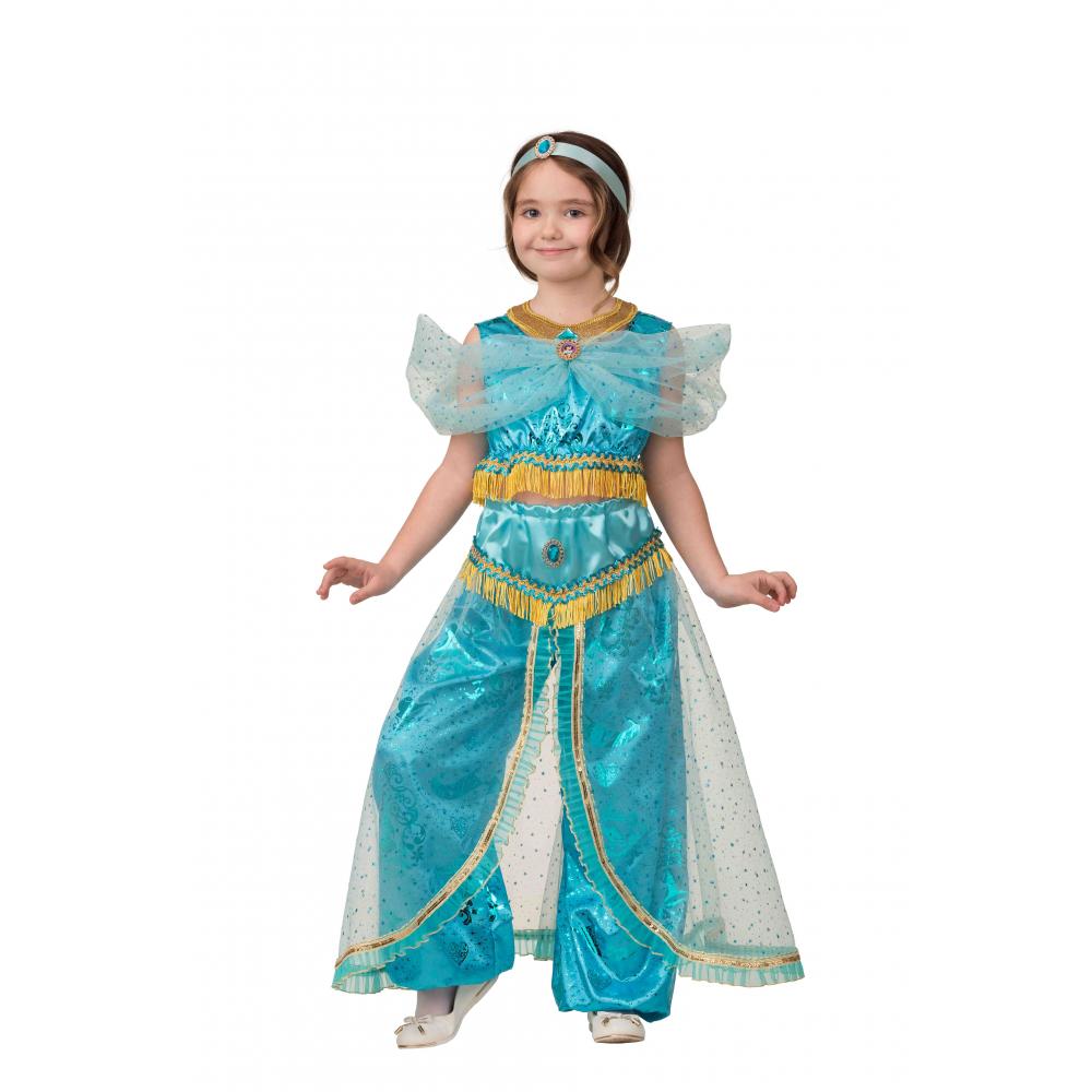 Костюм карнавальный детский Принцесса Жасмин
