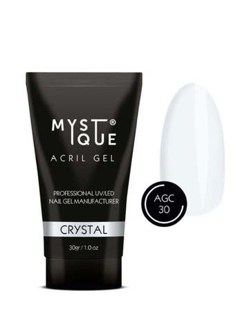Mystique Акрил-гель «Crystal» 60 г