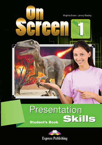 On Screen 1. Presentation Skills Книга по развитию навыков презентаций
