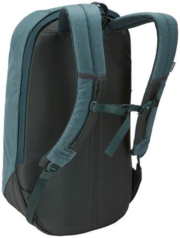 Картинка рюкзак для ноутбука Thule Vea Backpack 17 Deep Teal - 2