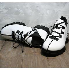 Ботинки женские осень Ripka 146White
