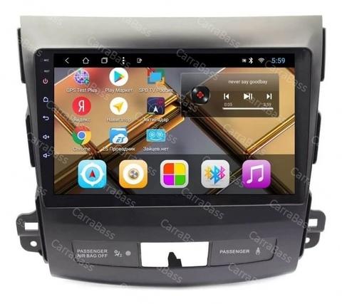 Магнитола для Mitsubishi Outlander XL (2007-2011) Android 9.0 модель CB3052T8