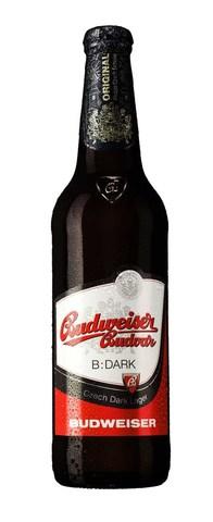Budweiser Budvar Dark / Будвайзер Будвар Дарк (темное фильтрованное пастеризованное)