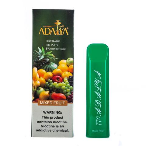 Одноразовая электронная сигарета Adalya Mixed fruit 5% 400 затяжек