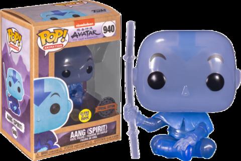 Фигурка Funko POP! Animation Avatar Spirit Aang (GW) (Exc) 55052