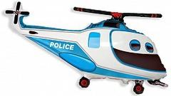 """Фигура """"Вертолет полиция"""""""