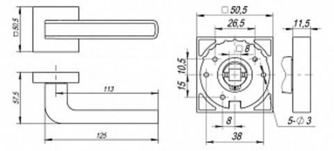 NEO DM SN/CP-3 Схема