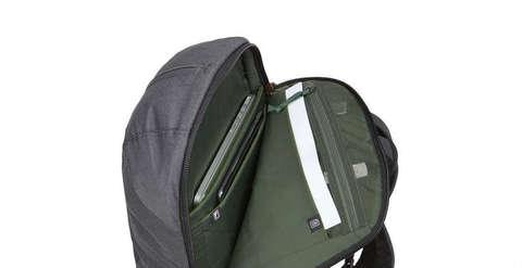 Картинка рюкзак для ноутбука Thule Vea Backpack 17 Deep Teal - 5