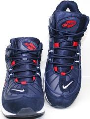 Мужские теплые кроссовки Nike Air Max 98 Gundam B