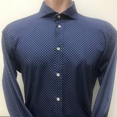 Сорочка мужская 31807-3 Col 550