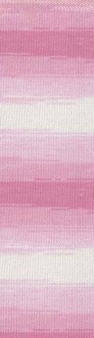 Пряжа Alize Bella Batik 100 цвет 2126