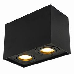 Накладной точечный светильник INL-7017D-01 Black