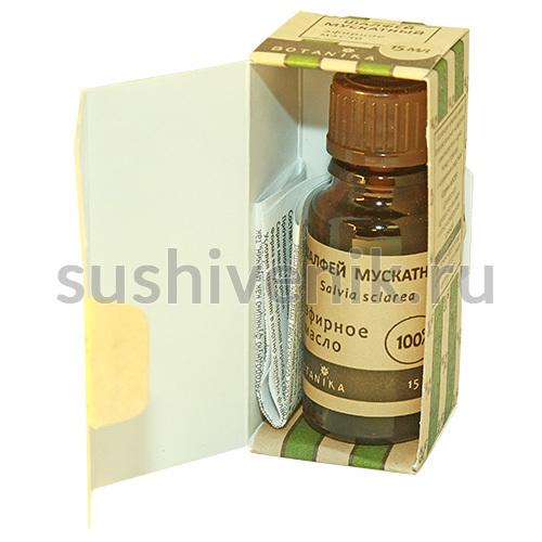 Clary sage oil / Salvia sclarea