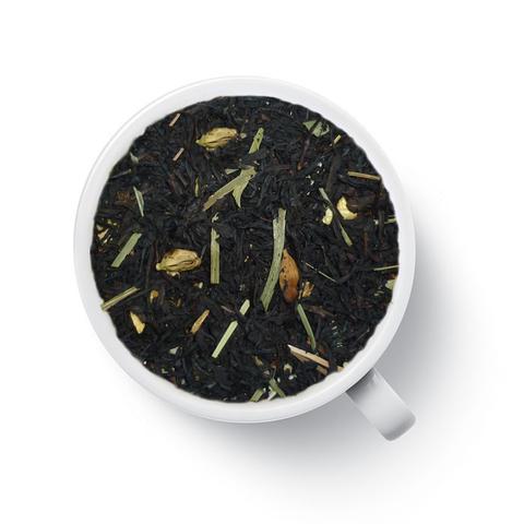 С имбирем Восточный Чай Gutenberg черный ароматизированный 100 гр.