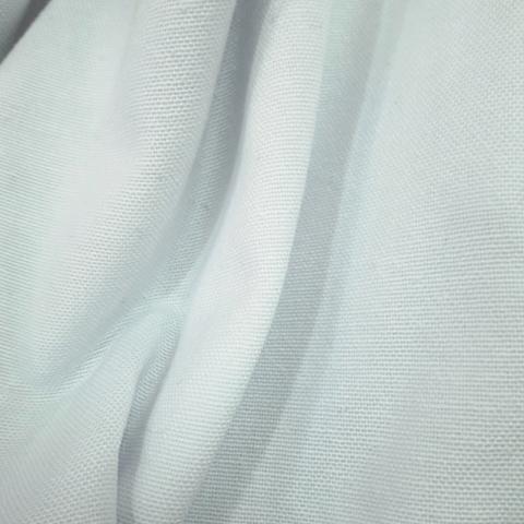 Уличная ткань Белая. Ширина - 180 см. Арт. duck_white