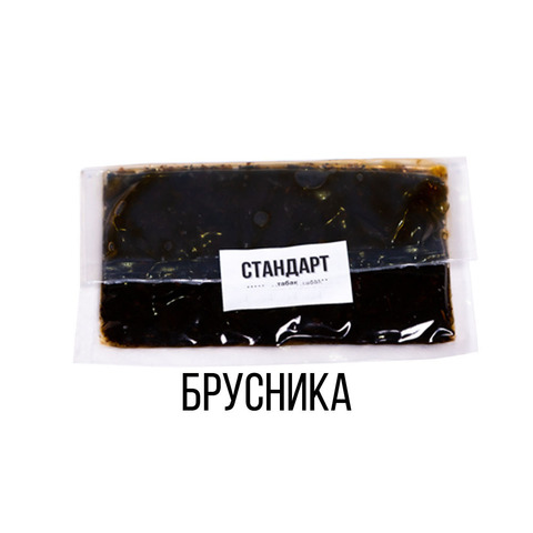 Табак СТАНДАРТ Брусника 100 г