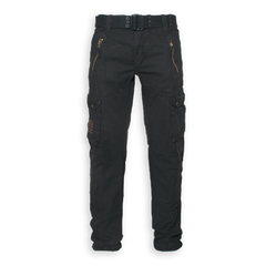 Брюки 'Royal Traveler Slim' Royal Black
