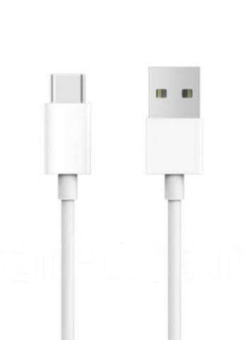 Кабель ZMI USB - USB Type-C (AL701) 1 м белый
