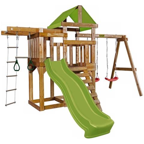 Babygarden Play 6 светло-зеленый - игровая площадка BG-PKG-BG022-LG