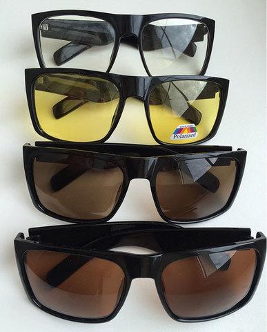Пласиковые очки для супернакомарника и не только. Цвета в ассортименте.