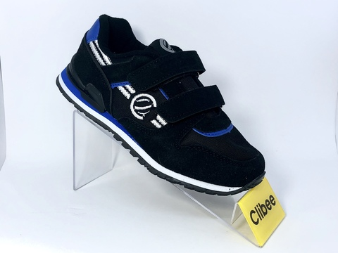 Clibee K220 Black/Blue 32-37