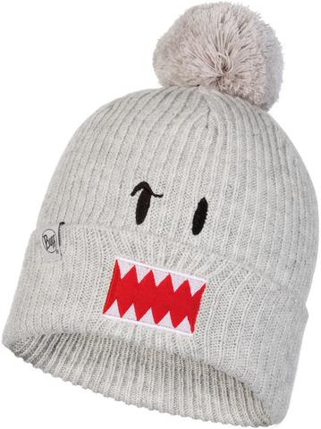 Вязаная шапка детская Buff Hat Knitted Funn Ghost Cloud фото 1