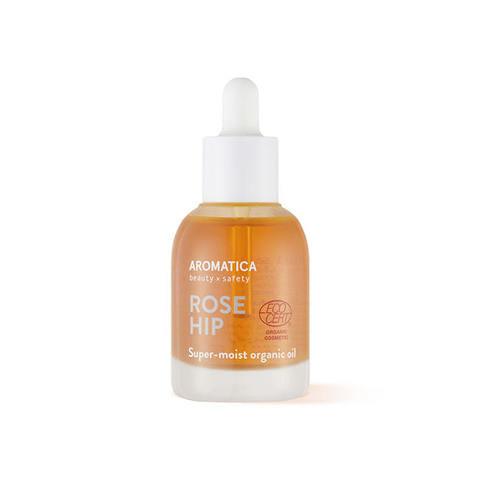 AROMATICA Organic Rose Hip Oil Интенсивно увлажняющее 100% масло шиповника