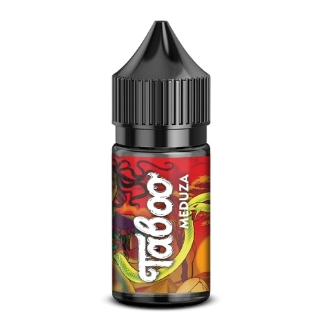 Жидкость Taboo POD Classic Nic 30 мл Meduza