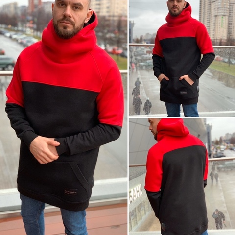 Худи DenRaven 120208red