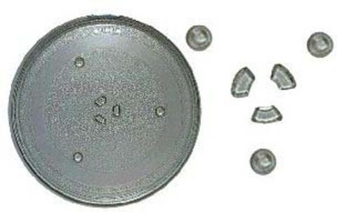 Тарелка для микроволновки 315mm (с крепл.10коп.) 9800053, N712, 4.63.060.30, см. N712