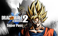 DRAGON BALL XENOVERSE 2 Super Pass (для ПК, цифровой ключ)