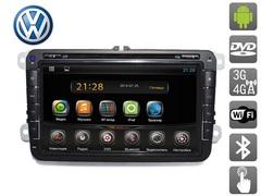 Штатное головное устройство для Volkswagen Universal AVIS Electronics AVS080AN (#781) на Android
