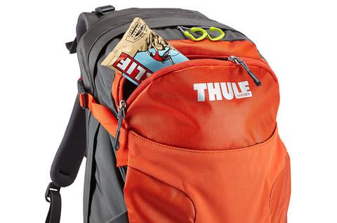 Картинка рюкзак туристический Thule Capstone 22 Коричневый - 7