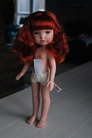 Кукла Гретта, (Berjuan) Берхуан, 35 см
