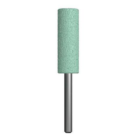 Шарошка абразивная ПРАКТИКА карбид кремния, цилиндрическая 16х50 мм, хвост 6 мм, блистер
