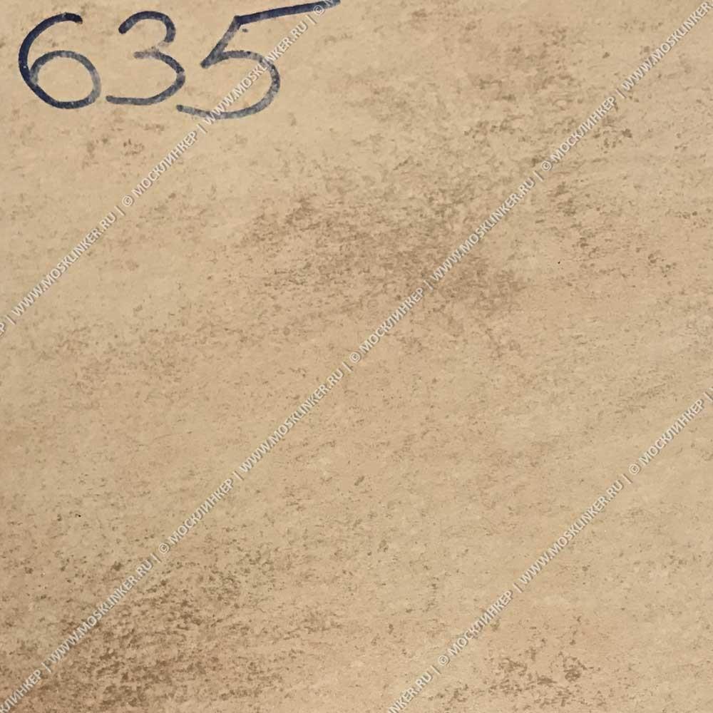 Stroeher - Keraplatte Asar 635 gari 340x294x12 артикул 9350 - Клинкерная ступень - флорентинер